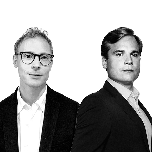 Mats Söderström & Gustaf Bergström